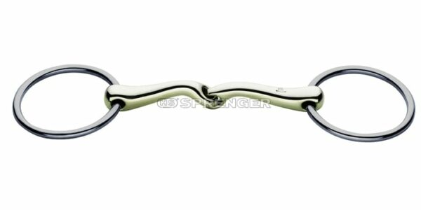 4051278 Sprenger KK Single Jointed Snaffle Balkenhol Sensogan 16mm