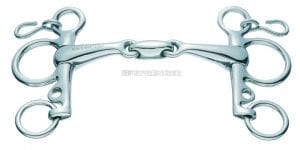 4270056 Sprenger Max Control Pelham Double Jointed Stainless Steel 16mm