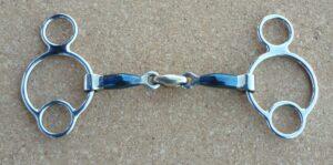 B-UL Blue Sweet Iron Universal Lozenge