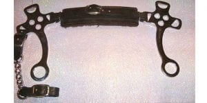 EZ - English Hackamore Brown English Leather