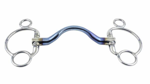 TE_HPEU  Trust High Port Eggbutt 2.5 Ring Gag