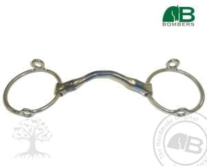 B14_HTMRG Bombers Happy Tongue Medium Ring Gag