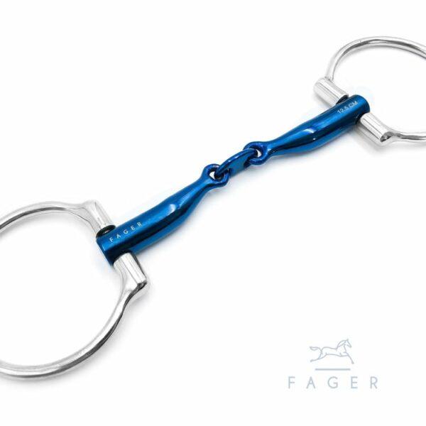 Fager Carl Titanium Fixed rings