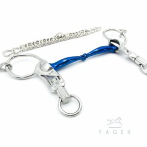 Fager Sabina Titanium FSS™ Single Jointed Icelandic