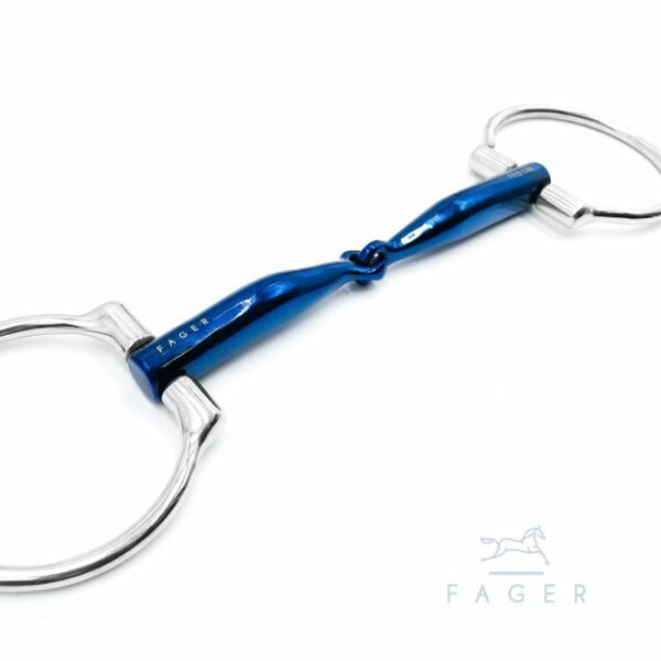Fager Lilly FSS Titanium Fixed rings