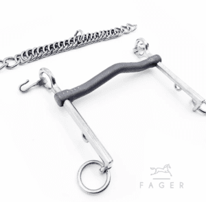 Fager Elisabeth Titanium Low port Weymouth