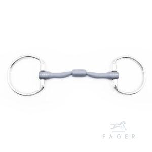 FAGER Nina Titanium Barrel Fixed rings