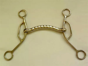 Abbey Bits Arch Serrated Mouth American Gag